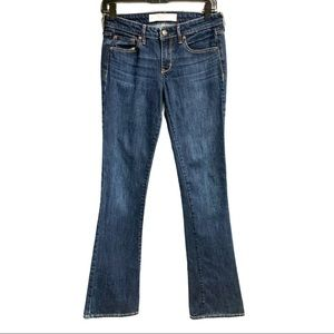 Abercrombie & Fitch Bootcut Jeans Sz 2S